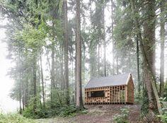 NEWS   Adolf Bereuter fotografiert das Haus der Waldeulen in Wolfurt - bernd riegger architektur   © 2014  