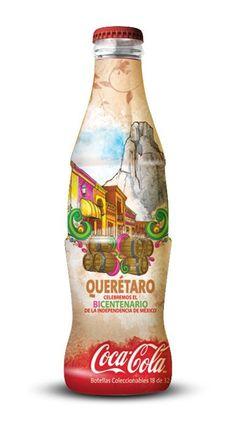 Mexico's Independence Bicentenary - Querétaro, Coca-Cola - 2010
