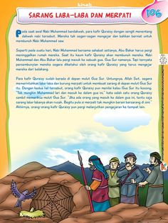 Pin by Ahmad Paryono Alfaqir on kisah teladan islami Kids Story Books, Stories For Kids, Infant Activities, Activities For Kids, Baca Online, Halloween Bottle Labels, History Of Islam, Islam For Kids, Kindergarten Lessons