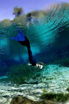 Custom Spandex Mermaid Tail by MerNation on Etsy, $275.00