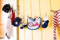 """Sporty """"Home Run"""" Baseball Baby Shower and other cute ideas for a baseball birthday?"""