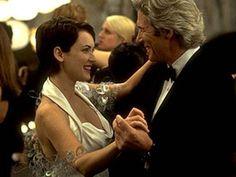 """Richard Gere e Winona Ryder em OUTONO EM NOVA YORK (Autumn in New York).1-""""O que eu gosto em você é que a acho completamente única. E portanto, imprevisível."""", 2-""""Ela é a mulher perfeita: linda, jovem e não vai durar muito."""", 3- """"Você me olha de um jeito... que eu ainda não fiz por merecer!"""""""