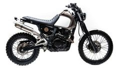 "Honda Dominator 650 # 016 ""Tremore"" More"