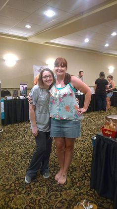 "[July 24, 2015] From author C.D. Taylor (pictured on right) ~ ""I'm in Harrisburg PA for the Kiss and Tell signing. While setting up, I got to meet this amazing woman named Danielle. She was handed her hospice papers the other day. On a whim I got her a real tiara before I left home (I'm wearing one tomorrow as well).. When I gave her the tiara she started crying and couldn't stop hugging me. This is why I do this. 13 hour drive was worth than moment..."" July 24, Women Names, Hospice, Hug Me, Live Events, Amazing Women, Crying, Kiss, Author"