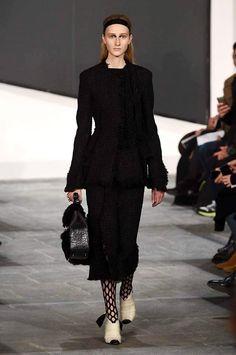 Proenza Schouler Autumn/Winter 2015 | Fashion, Trends, Beauty Tips & Celebrity Style Magazine | ELLE UK