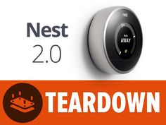 Nest Thermostat is the ultimate thermostat. Learns your heating & cooling schedule, programs itself PLUS it is networked, you can control it while you are away from home! What's inside the 2nd gen Nest? iFixit does a teardown.
