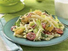 Těstovinový salát - | Prostřeno.cz Potato Salad, Potatoes, Treats, Ethnic Recipes, Fit, Fine Dining, Sweet Like Candy, Goodies, Shape