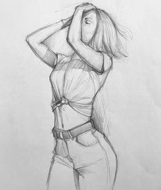 Art Drawings Sketches Simple, Girl Drawing Sketches, Beautiful Sketches, Tumblr Drawings, Pencil Art Drawings, Cute Drawings, Drawing Ideas, Beauty Illustration, Art Sketchbook