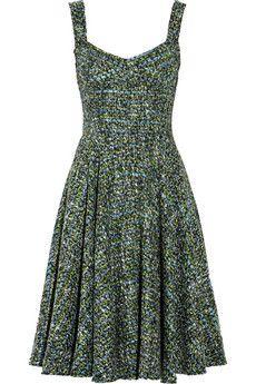 Dolce & Gabbana Tweed dress | NET-A-PORTER
