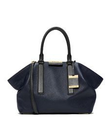 Michael Kors Large Lexi Pebbled Satchel Mk Handbags Purses And Fashion