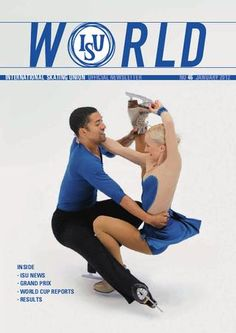 bb7e294c7fc ISU Skating Newsletter International Skating Union