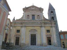 Sospel Cathedral - Sospel, France