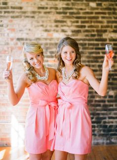 Cute wedding toast picture