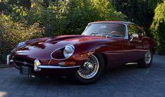 1968 Jaguar XKE 4.2L Coupe