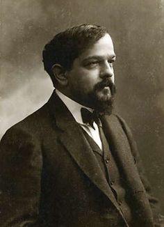 Claude Debussy - by Félix Nadar