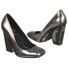 Women's Vogue Clever Edge Pewter Shoes.com