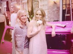 Kate Bosworth se casa vestida por Oscar de la Renta