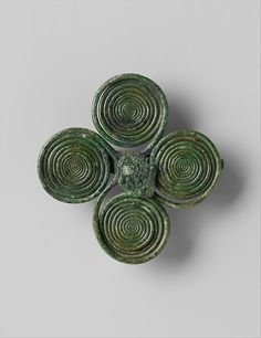 Brooch - Celtic (Germany), 8th Century BC (The Metropolitan Museum of Art)