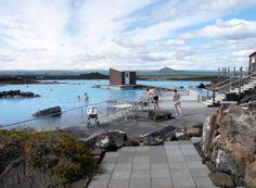 Natural Bath Myvatn Iceland