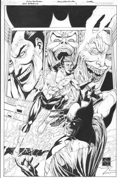 DC Rebirth #1, 4th printing. Cover art by Ethan Van Sciver.