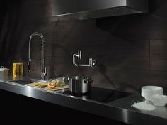 WATER ZONES / kitchen / fitting / Dornbracht
