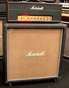 1968 Marshall 50 Watt JMP