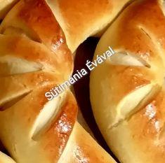 Amás kifli, elolvad a szádban, annyira finom, megéri kipróbálni! - Egyszerű Gyors Receptek Hot Dog Buns, Hot Dogs, Bread, Food, Brot, Essen, Baking, Meals, Breads