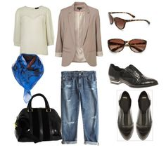 Casual look of the day...