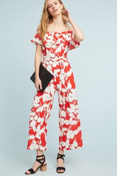 Shop the Ryanne Printed Jumpsuit and more Anthropologie at Anthropologie today. Read customer reviews, discover product details and more.