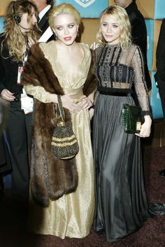 Ashley y Mary-Kate Olsen