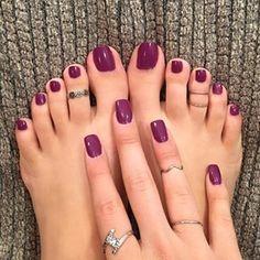 Nice Toes, Pretty Toes, Men Nail Polish, Painted Toes, Simple Acrylic Nails, Goddess Hairstyles, Bright Nails, Feet Nails, Beautiful Toes