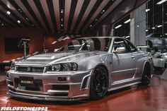 Impeccable R34 GTR.