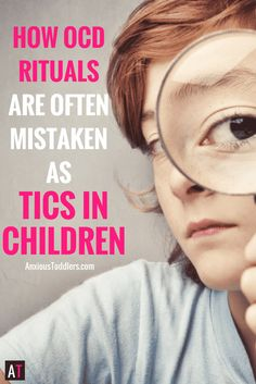 Your child is doing it again. That weird quirk. You cringe every time you see it. You tell yourself tics in children are common - it will pass. But what if it isn't a tic at all?