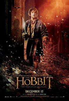 Bilbo poster The Hobbit The Desolation of Smaug