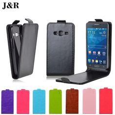 For Samsung Galaxy Ace 4 Lite Case J&R Brand PU Leather Case For Samsung Galaxy Ace 4 Lite G313 G313H SM-G313H Ace 4 Neo G318H