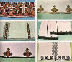 Chemise embroideries from Ludzha (Ivaylovgrad), Manastir (Gyumyurdzhina), Svirachi and Dolno Lukovo (7)