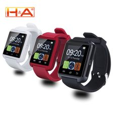 Bluetooth Watch U8 Smart Watch WristWatch for Apple ios Android Smart phone As GT08 pedometer wearable smartwatch Watches Price: PKR 1046.85   Pakistan