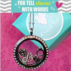 Love O2 style.  Shop:  http://luckylockets.origamiowl.com/