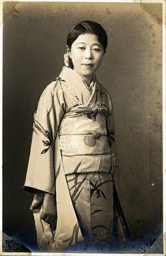 Japanese Kimono - Vintage | Flickr - Photo Sharing!