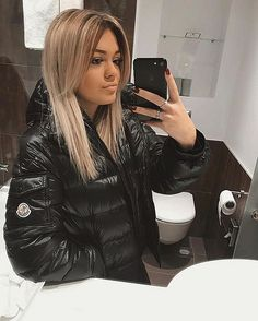 Raincoats For Women, Jackets For Women, Ladies Jackets, Women's Jackets, Winter Jackets, Nylons, Moncler Jacket Women, Down Puffer Coat, Puffer Coats