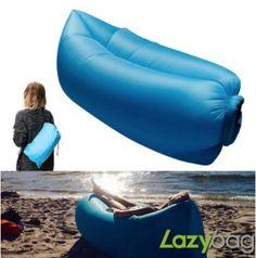 Canapé gonflable Lazy Bag en promotion à 27,62€ chez Everbuying