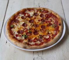 Classic Pizza Diavola | Zizzi Ristorante 2014