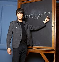 Everyone knows Brian Cox as the guy who made being nerdy cool. | 36 Entirely Scientific Reasons To Love Brian Cox