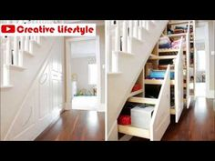 Creative Idea and Tips For Space Saving Design for Small Home and Space 2017 - YouTube