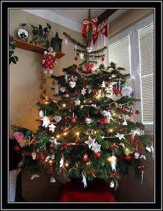 . Christmas 24, Christmas Decorations, Holiday Decor, Advent, Trees, Home Decor, Winter, Noel, Firs