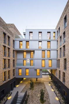 THE CLOUDS / PETITDIDIERPRIOUX Architects | Netfloor USA