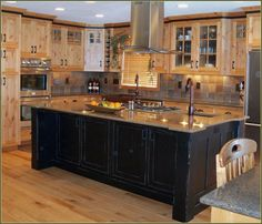 how paint distressed black kitchen cabinets stylish with home design