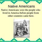 Native Americans - Overview of Tribes in North America. This is a power point with 27 slides with a quiz reviewing Native  PowerPoint Common Core  ...