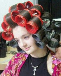 Big Hair Rollers, Wet Set, Perm Rods, Updo Styles, Hair Setting, Perms, Roller Set, Curlers, Up Hairstyles