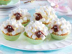 Unser beliebtes Rezept für Süße Schäfchen-Muffins und mehr als 55.000 weitere kostenlose Rezepte auf LECKER.de.